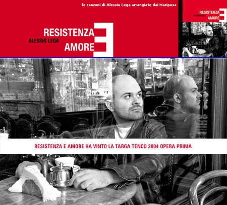 Alessio Lega - Resistenza e amore